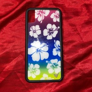Limited Edition Wildflower iPhone XS Max Case